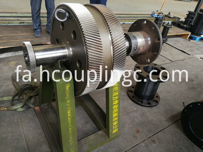 Hydraulic Coupling Overhaul for Power Plant