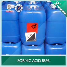 Industria textil 85% Productor de ácido fórmico