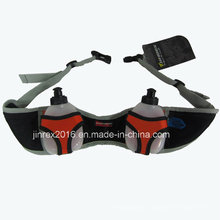 Sports Cycling Bag Belt Traveling Two Waterbottle Waist Bag