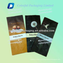 Aluminum Foil Coffee Bag wih Valve 200g/Robert Harris Coffee Roasters