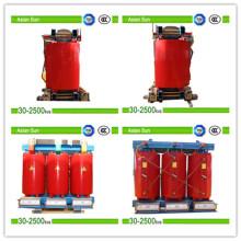10 kv Isolation trockene Art Transformator (30-2500kVA)