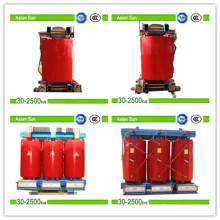 10 Kv Isolation Dry Type Transformer (30-2500kVA)