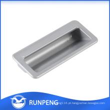 A elevada precisão de alumínio do OEM morre carcaça conduzida
