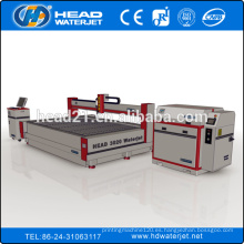 HEAD UHP fabricante de corte por chorro de agua máquina de corte por chorro de agua