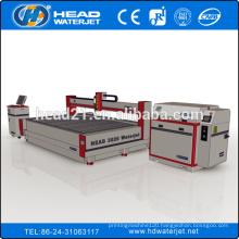 HEAD UHP waterjet cutting manufacturer water jet cutting machine