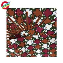 Good after sale custom african wax prints fabric