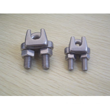 JIS AISI304 Stainless Steel Wire Rope Cable Clips