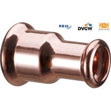 Copper Press Reduced Coupling