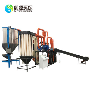 No Pollution Scrap Pcb Recycling Machine For Sale