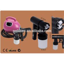 Indoor Body Tanning Bed Mini HVLP pistola de pulverizador elétrico Professional Home Portable China Wholesale Spray Tanning Machines