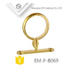 EM-F-B069 Brass Antirust Water system Abrazadera de conexión a tierra del tubo