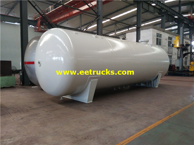 40cbm 16MT Bulk Propane Domestic Tanks