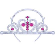 Bandeau de mariage femme strass tiare couronne