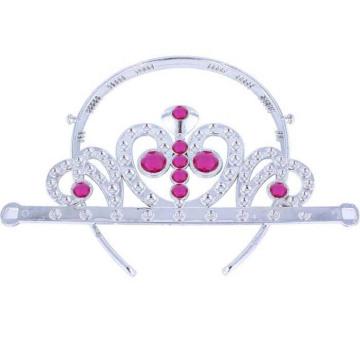 Woman Wedding Rhinestone Tiara Crown Headband