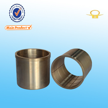 Small bushings for steel parts