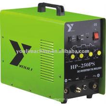 HP-250PS INVERTER MMA / máquina de solda TIG