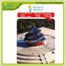 Printable PVC Coated Tarpaulin (RJCS001)