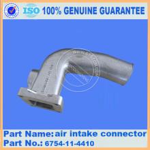 PC200-8 CONECTOR DE ENTRADA DE AIRE 6754-11-4410