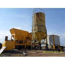 Planta mezcladora de cemento de suelo móvil de 200 t / h