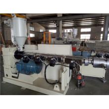 Chaîne en plastique d'extrudeuse de tuyau de PE / machine de production de tuyau de HDPE / ligne de production de tuyau de PE