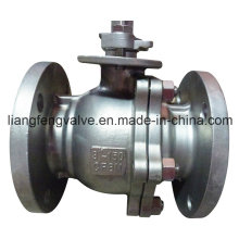 Stainless Steel Flange End Ball Valve