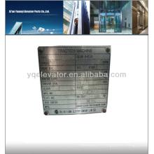 Machine de traction ascenseur Sigma Machine élévatrice TJY2275