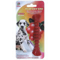 "Percell 4,5 ""Nylon Dog Chew Spiral Bone Rasberry Duft"