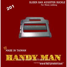 201 Stamping Steel Sliding Bar Adjuster Buckle