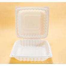 Einweg-Lunchbox mit Schnallen-Design