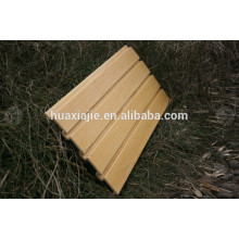 PVC armazenar madeira como painel de armazenamento de parede