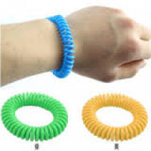 Bugs Away Mosquito Repellent Band Bracelet for Unisex Kids