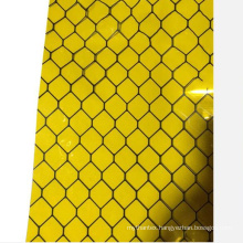 Anti Static Cleanroom Vinyl Checked ESD Curtain Room Divider for Electronics Industry