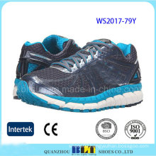 Athletic Woman Footwear Mesh Upper Wholesale Women Sports Shoes