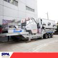 Triturador de pedra móvel tipo montado no caminhão triturador de pedra preço
