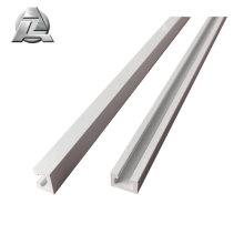 Viele Typengrößen und -formen aus Aluminium-Extrusionsrinnenprofil aus Aluminium