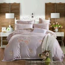 Nouveau kit de draps en fleurs roses pour promotion