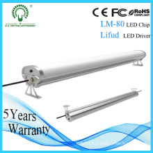 Luz linear do tubo da Tri Prova do diodo emissor de luz IP65 industrial de 600mm / 1200mm / 1500mm