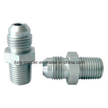 Carbon Steel External Male Thread Adaptor