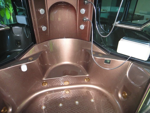 Hydro Steam Massage Shower Cabin