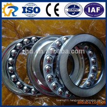 Double direction thrust ball bearings 54212