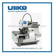 Costurando para trás a máquina de costura industrial de Overlock de alta velocidade da ceia da Quatro-Linha UL700-4TK