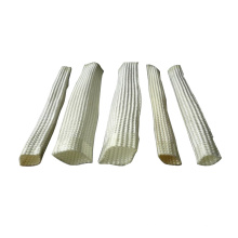 Manga de sílice alta resistente al fuego / Manga de fibra de vidrio de sílice alta