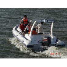 7,3 m de barco inflável rígido 730c - estilos de design europeu