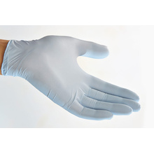 Colloidal Oatmeal Coated Nitrile Gloves