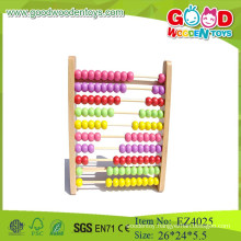 2015 high quality kids educational toys,wooden abacus toys,wooden educational counting toys for chilldren