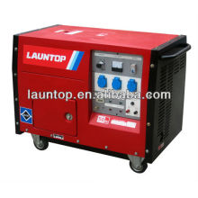 5kva Silent Gasoline Generator with canopy