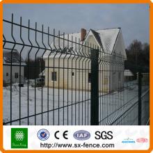 plegable valla de metal 3v con jardín