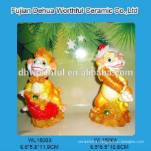 Wholesale high quality resin monkey decoration