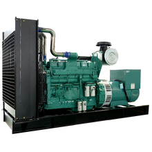 Factory direct high-quality silent diesel generator 500KW