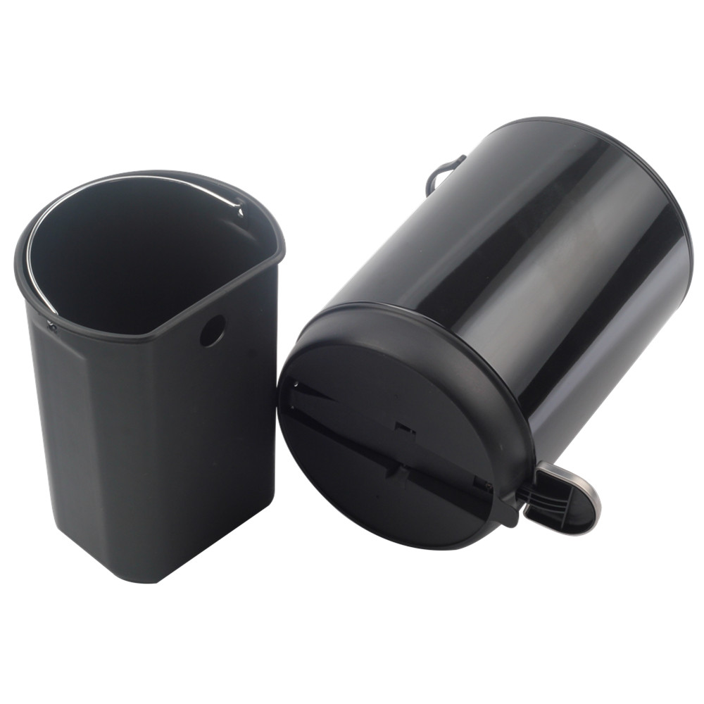Removable Inner Bucket Mini Trash Can